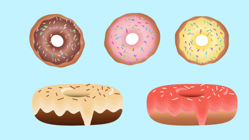 Donuts? Yes please!