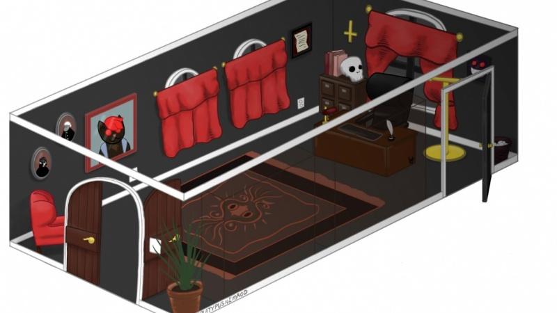 A Vampire's Office
