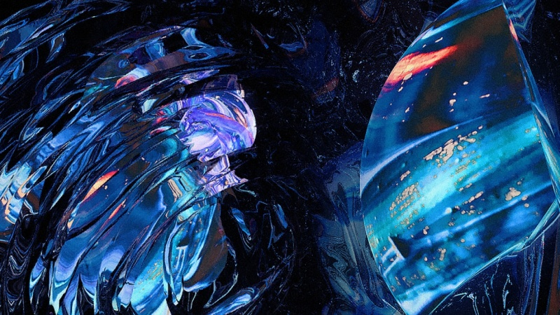 Create a luminous glass object in Cinema 4d   Dylan Slater
