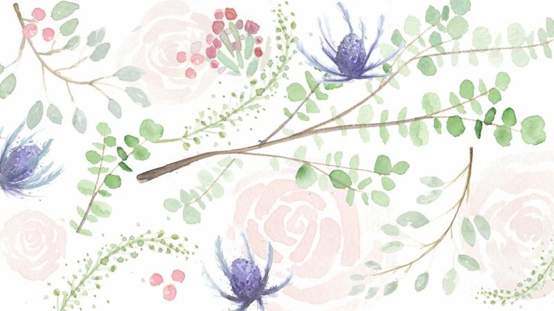 Digitizing Florals