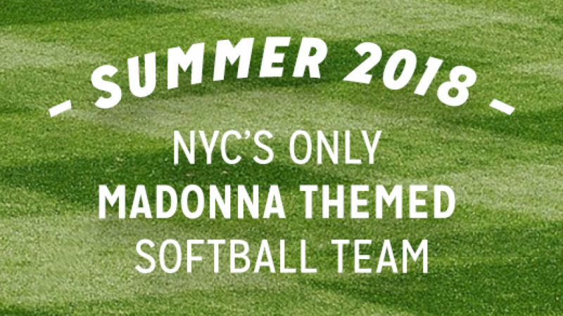 The Madonnas – Banner Image