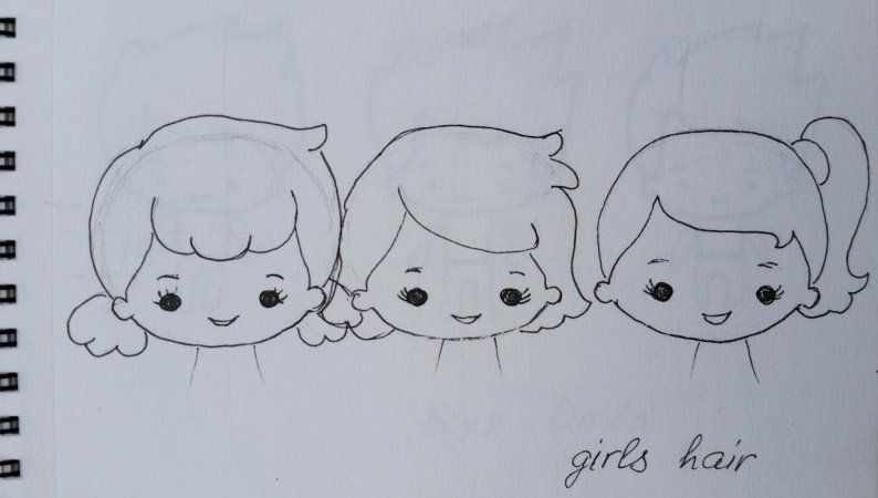 How To Draw Cute Cartoon Chibi Characters Essential Ecky O