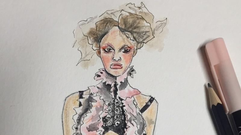 Fashion Illustration Project
