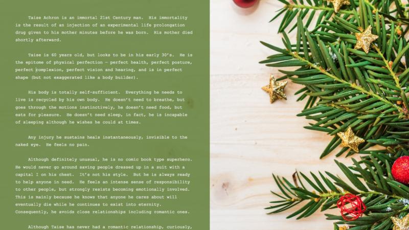Christmas Themed Compose Mode Setup