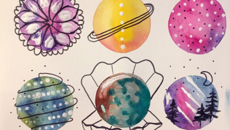 Watercolor Project