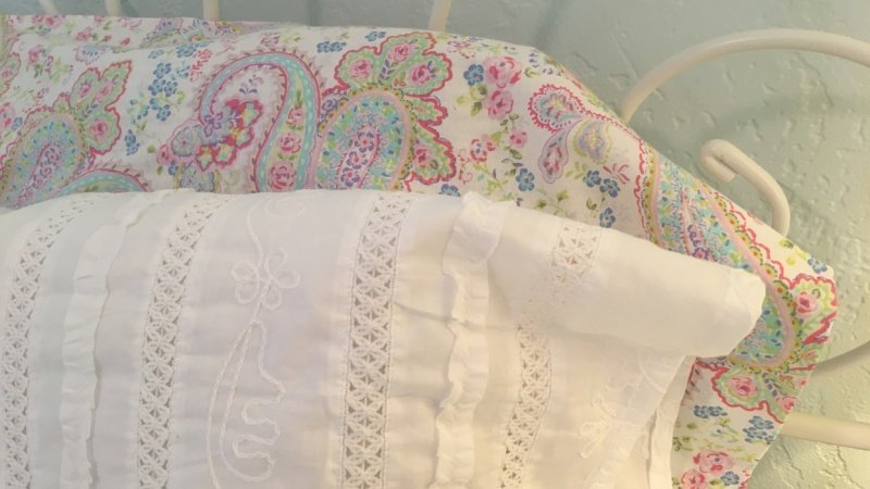 Easy Pillow Case