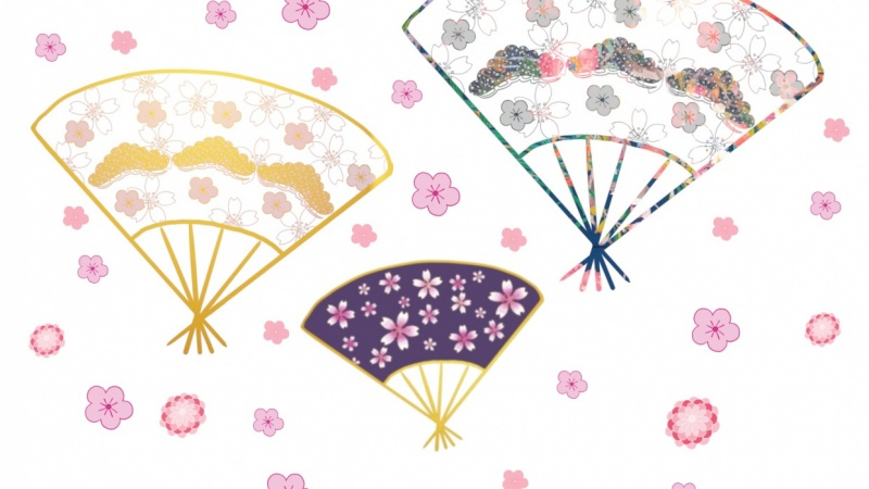 Japanese designs with class brushes