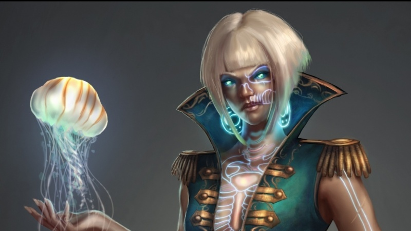 Character Painting - Design and Render Like a Pro | Hardy Fowler