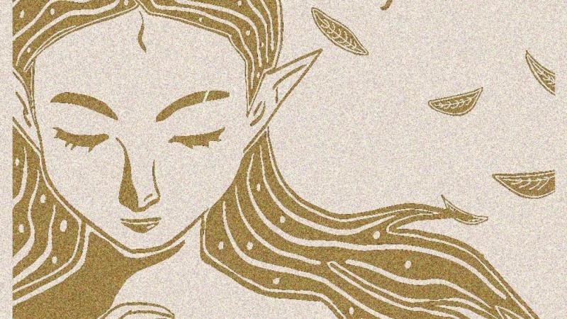 Legenda (The Legend Herself) - Illustration By Design