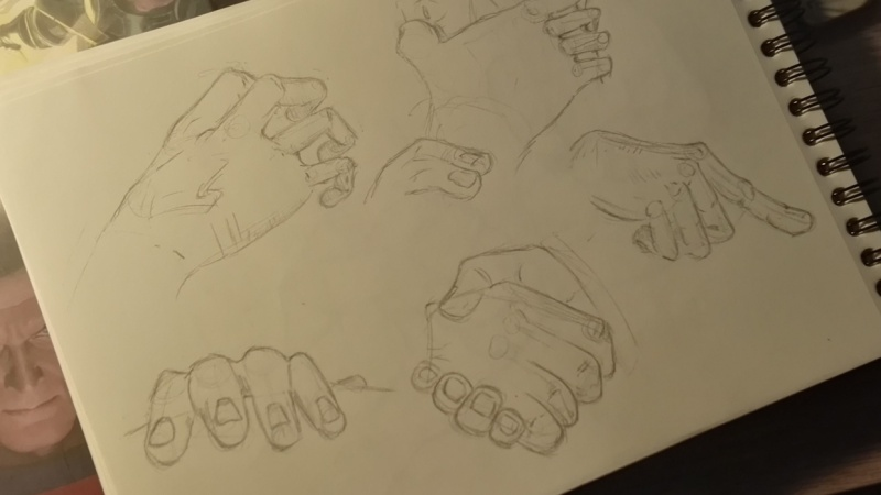 Hands Galore