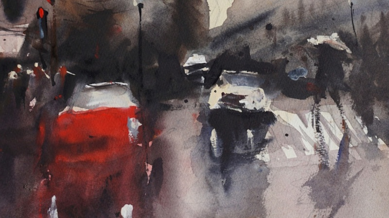 Advanced Watercolor Painting