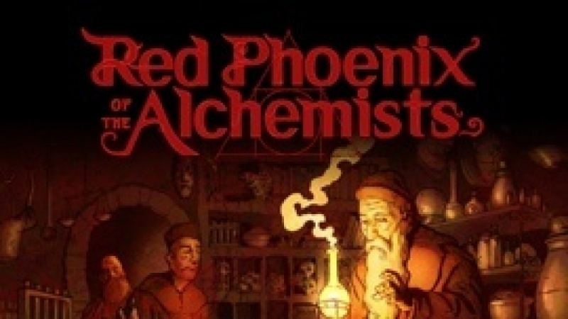 Red Phoenix of the Alchemists