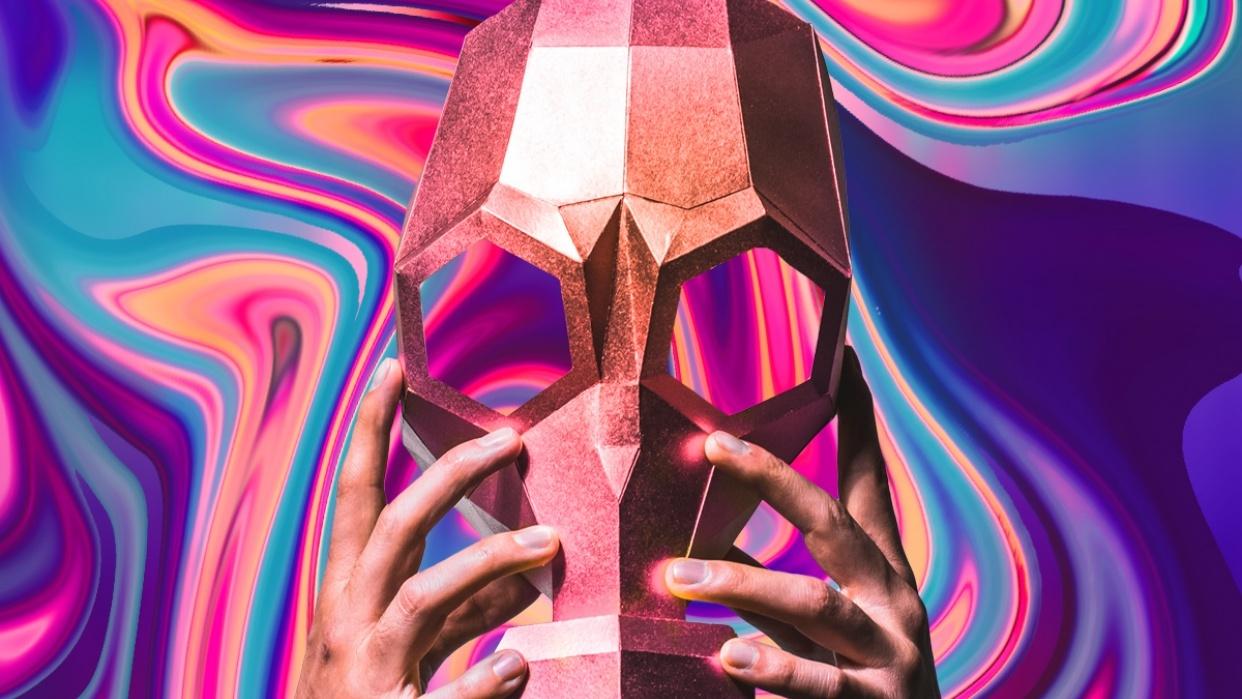 Iridescent 3D Art - NEW TUTORIAL - Skillshare
