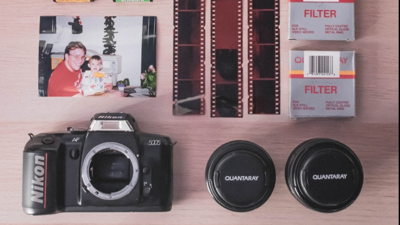 Film Knolling