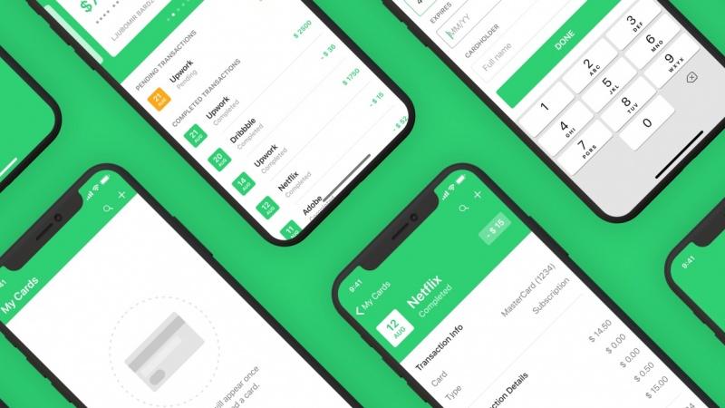 Finance App - Sample Project