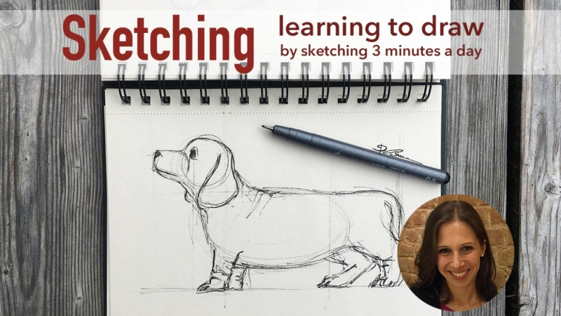 My new Class: Sketching
