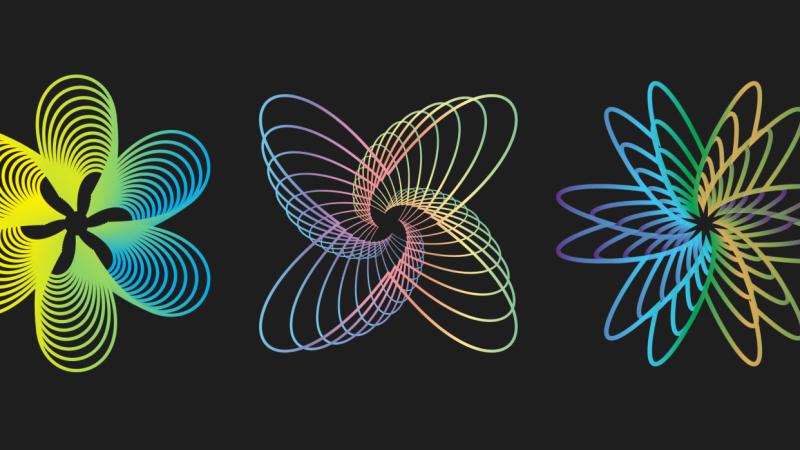 Fun Spiral Shapes