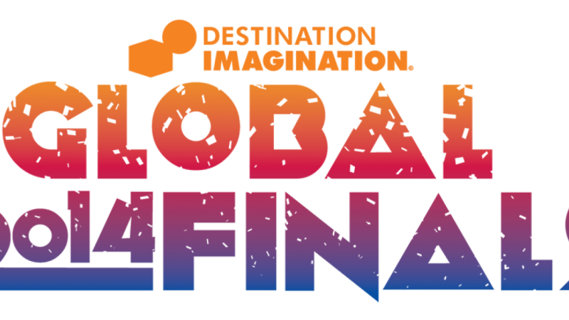 2014 Global Finals Logo & Branding