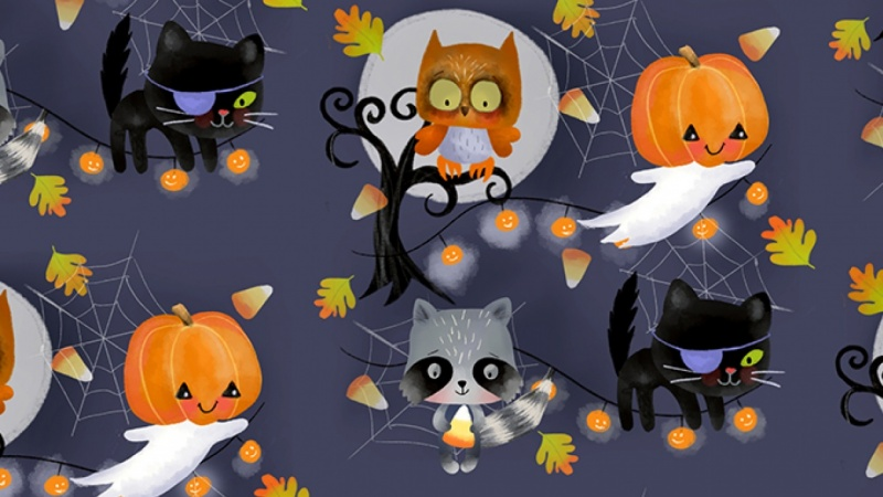 Halloween's in the Air!