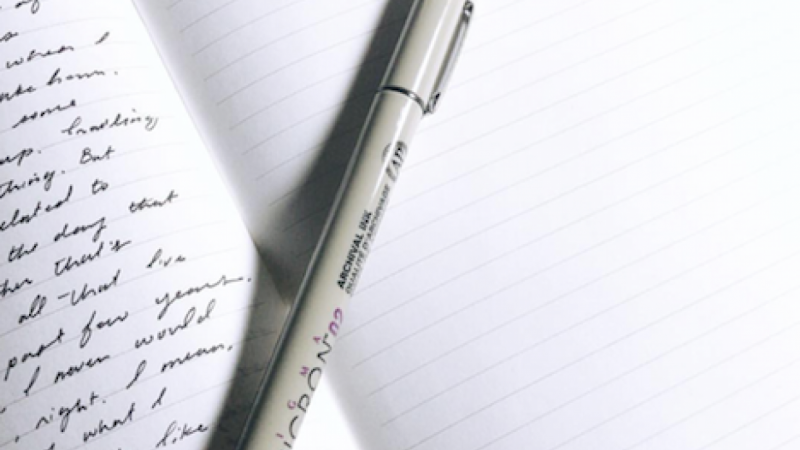 6 Creative Writing Hacks : Examples