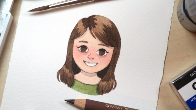 My Cute Avatar (SAMPLE PROJECT)