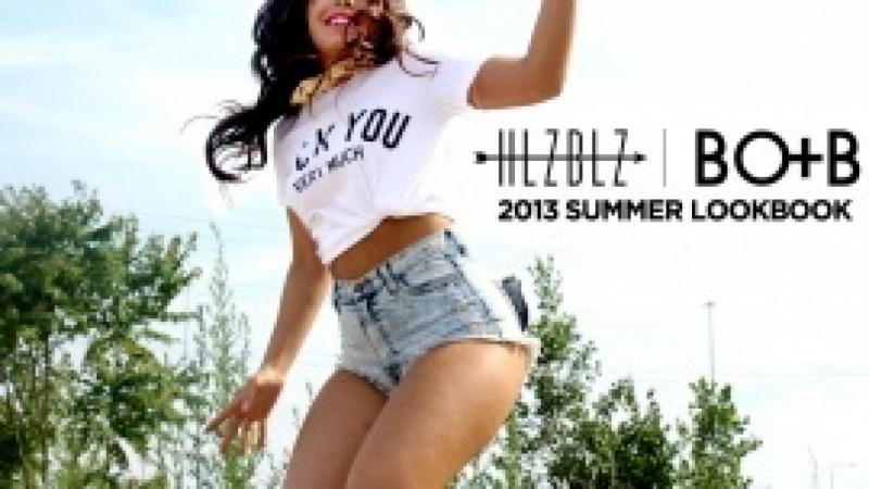 BOTB by Hellz Bellz | 2013 S/S Editorial Lookbook