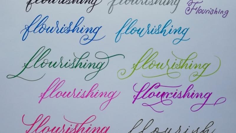 Variations and flourishing