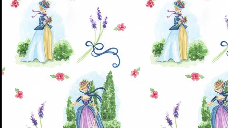 Lavender Versailles