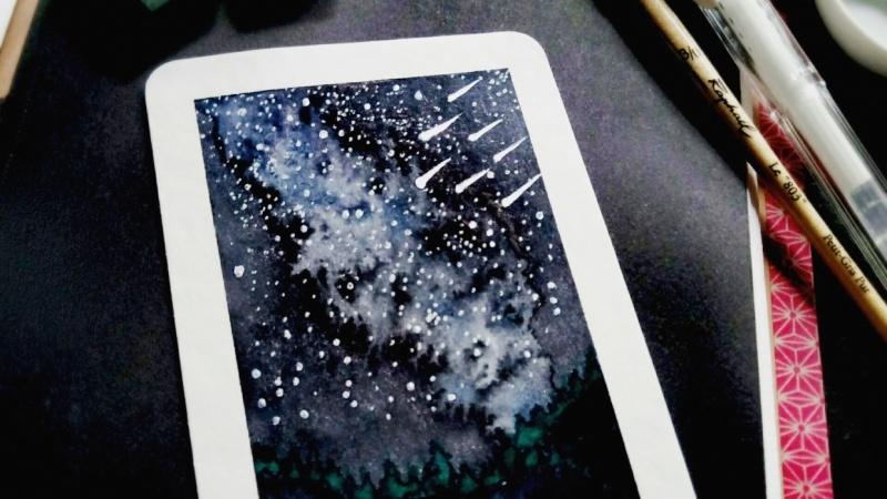 ATC-sized Galaxy+Landscape