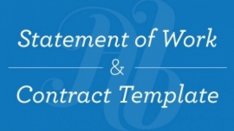 Statement of Work + Contract