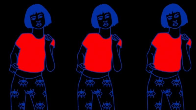 Girl Dance Animation
