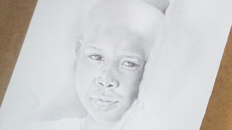 Portrait drawing part 2