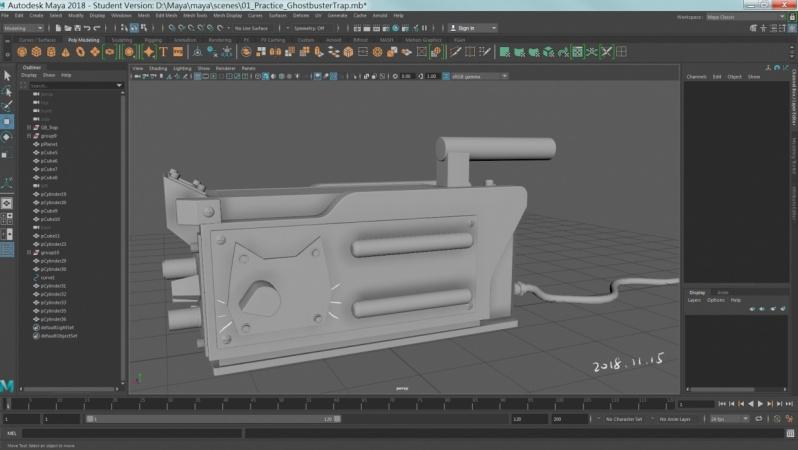 Maya for Beginners: 3D Modeling | Lucas Ridley | Skillshare