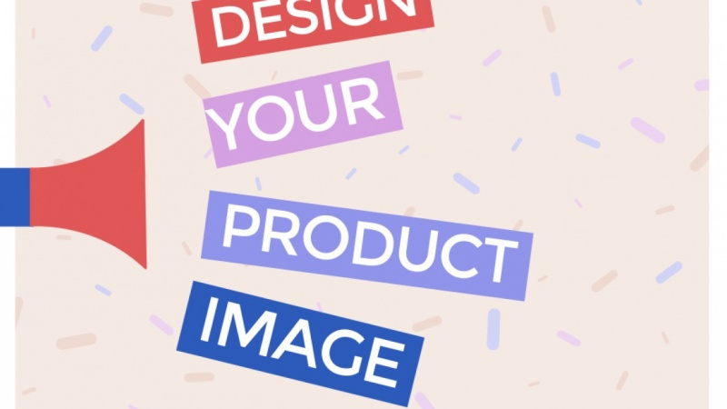 Design a good product image