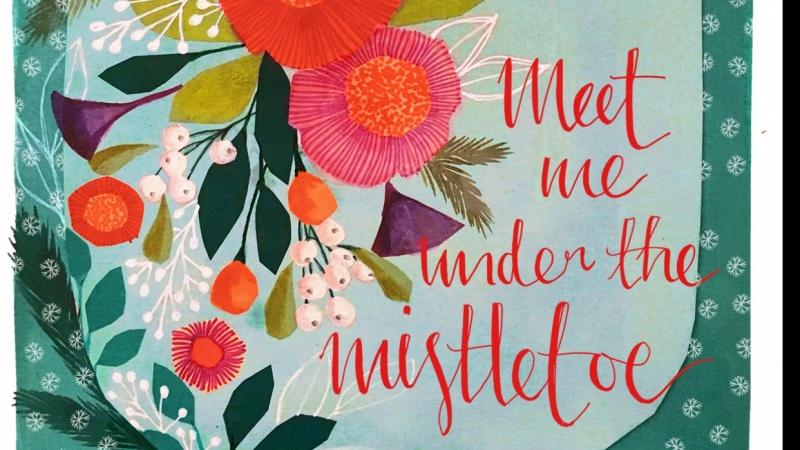 Meet me Under the Mistletoe!