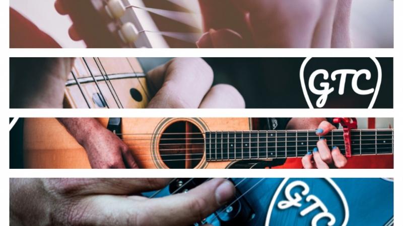 Guitar Training Camp Instagram post