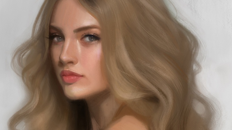 Portrait Drawings and Paintings