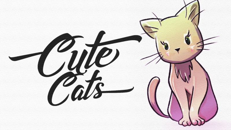 Cute Cats X3