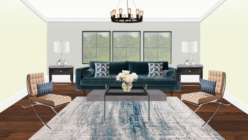 Interior design plan the room of your dreams in photoshop - Design a room online free ...