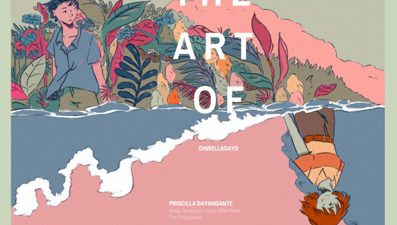 The Art of Ella, a portfolio