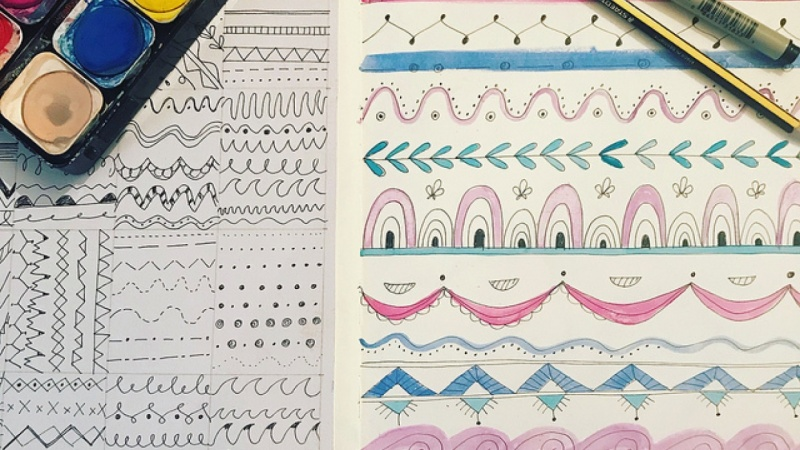 Shetchbook Doodles