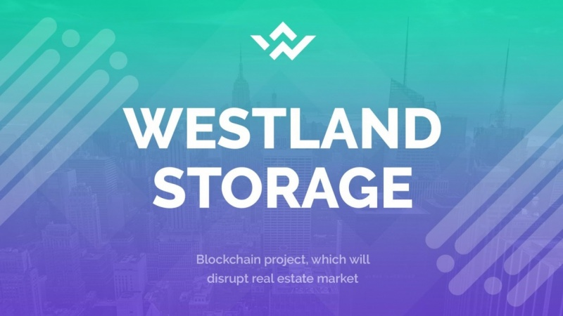 Westland Storage PPT Presentation Webinar