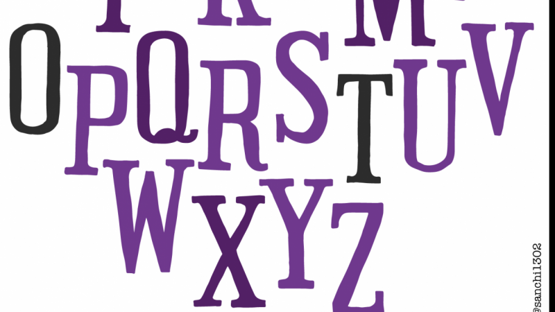 Font 2- Serif