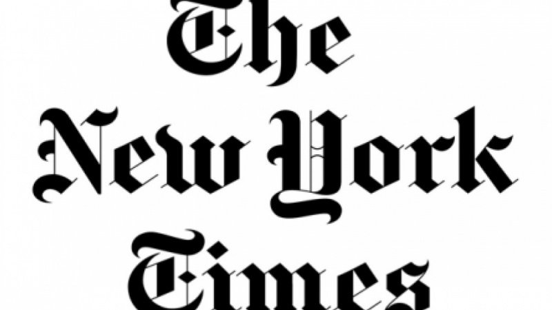 NYTimes Interface Inventory