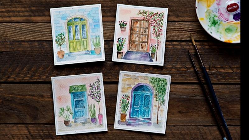 Doors with Viddhi tips