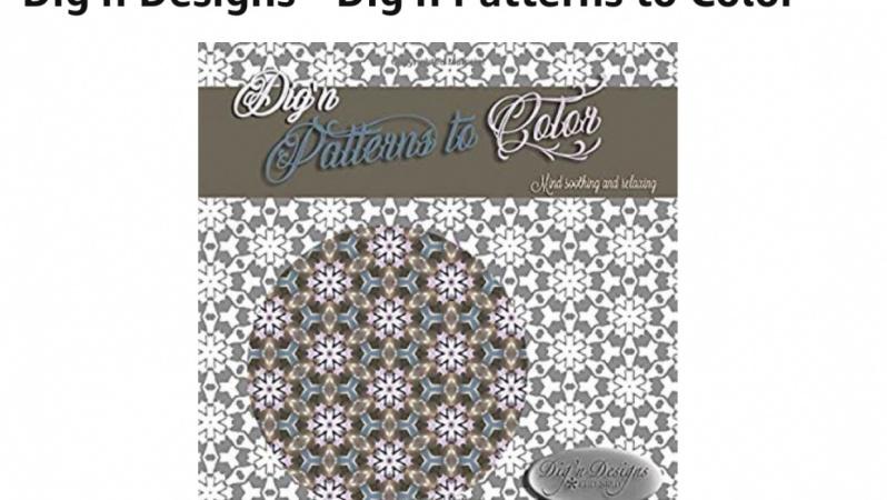 Dig'n Patterns to Color