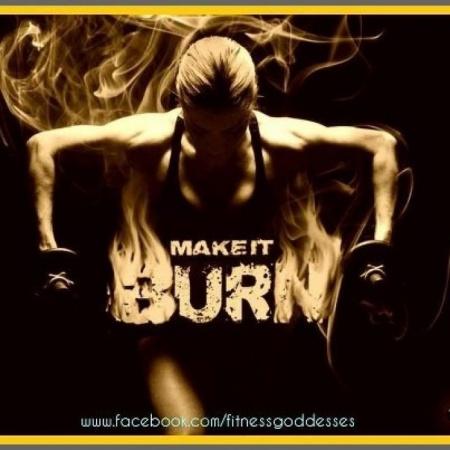 Time to Make it Burn!