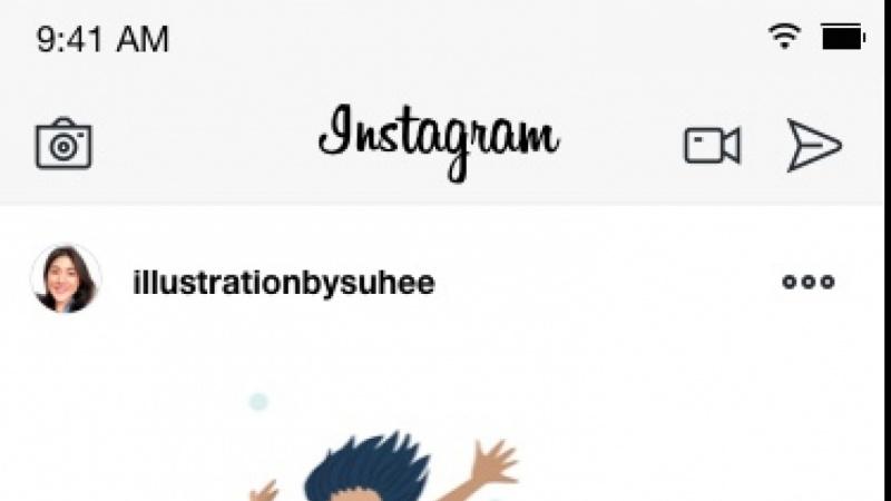 Updated Instagram