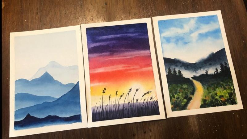 Landscape Practice!