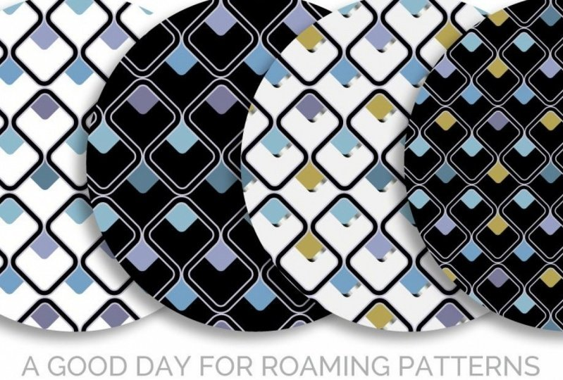 A Good Day for Roaming Patterns
